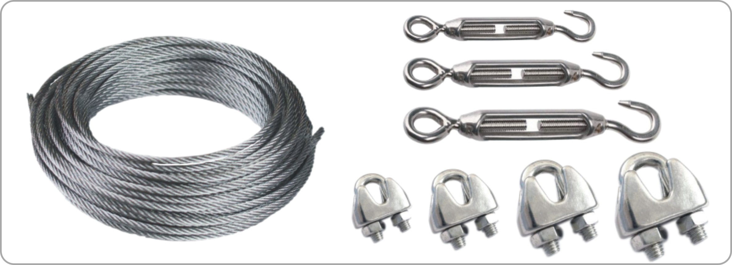 Wire Rope & accessories