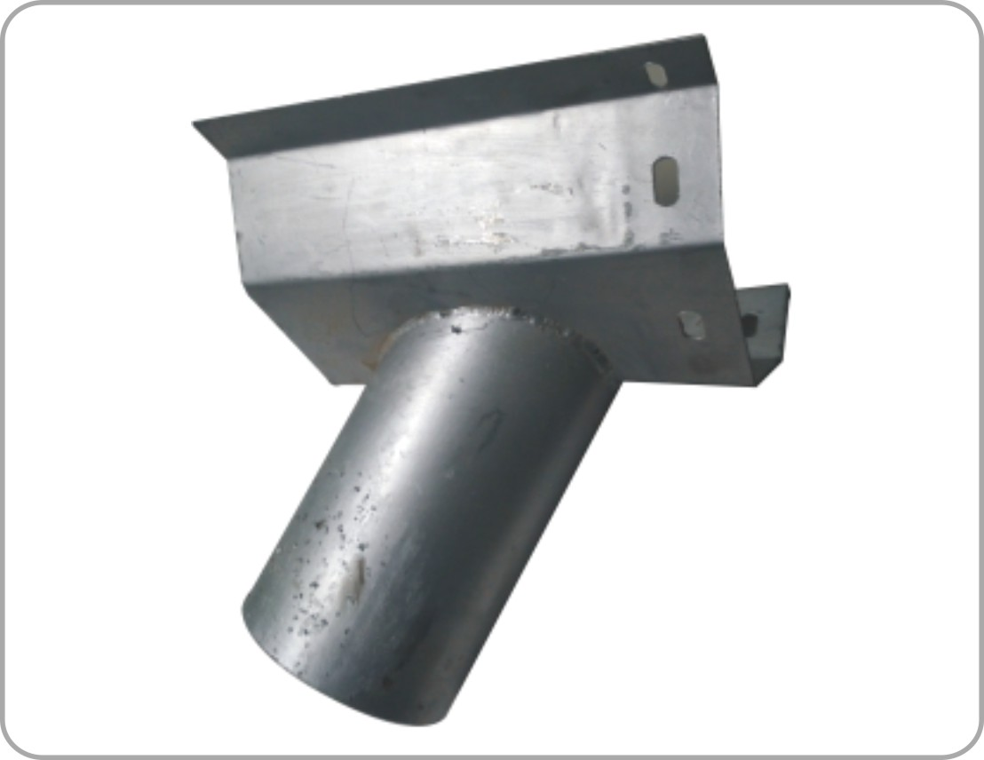 Gutters & its Components like Funnel spouts, End caps & Rubber seals